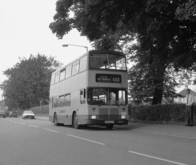 Caterham (Westway Common) bus terminus