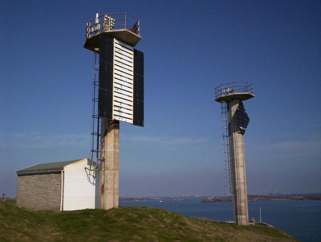 West Blockhouse Beacon