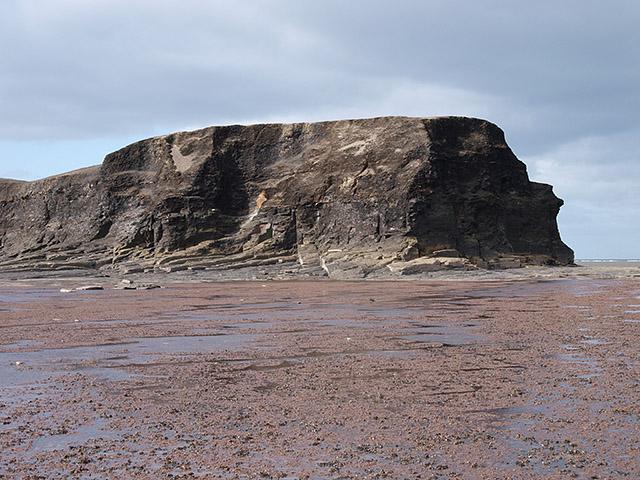 End of Saltwick Nab
