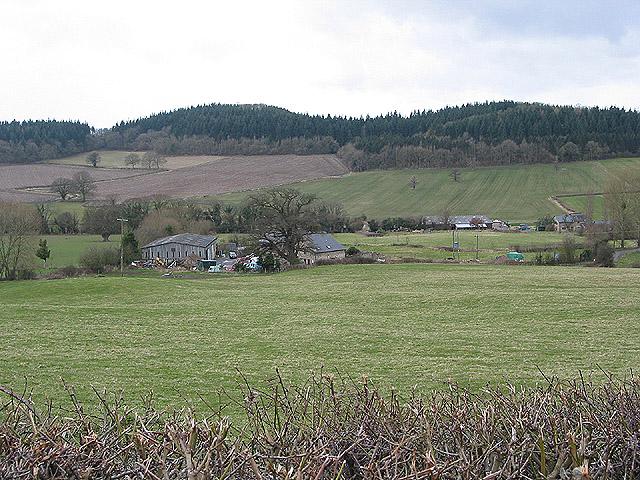 Hillside farms