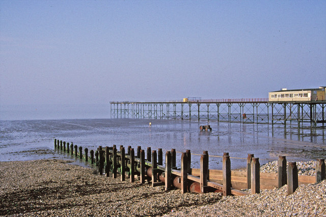Pier, Bognor Regis, West Sussex