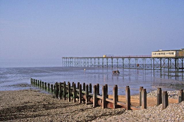 Pier, Bognor Regis, West Sussex
