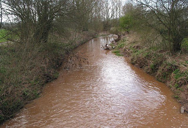 River Frome from Longworth Bridge