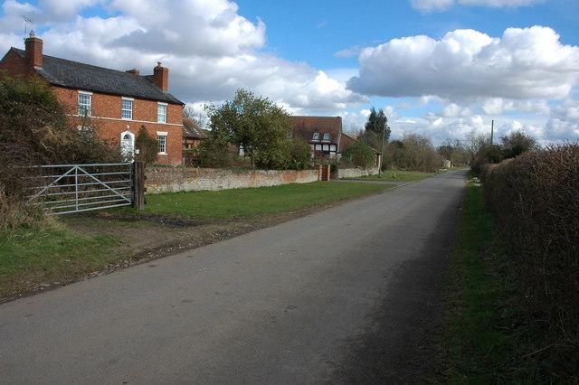 Morton House Farm, Birts Street