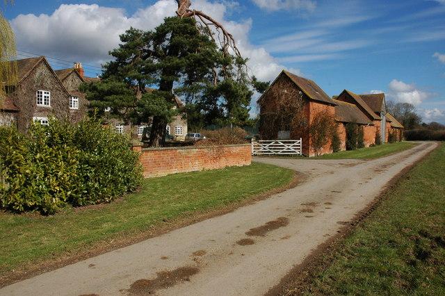 Miller's Court, near Castlemorton