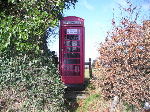 Country Telephone Kiosk