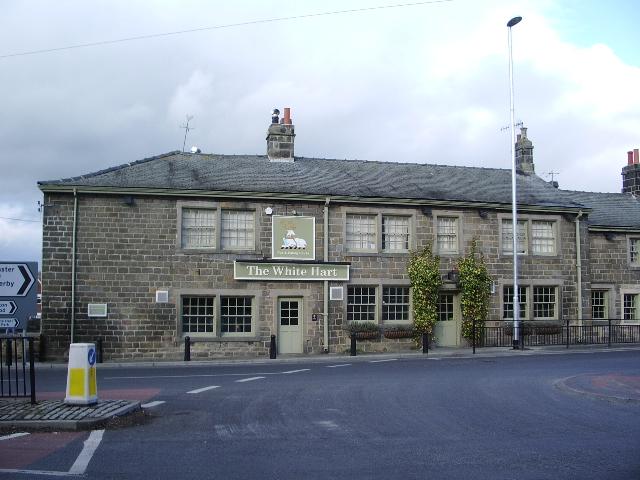 The White Hart, Main Street, Pool-in-Wharfedale