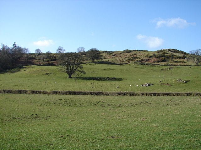 Court Hill, Orchardton