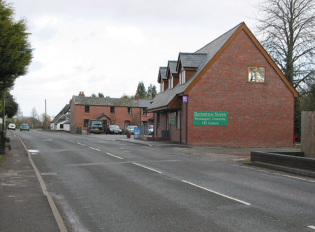 Village shop, Bartestree