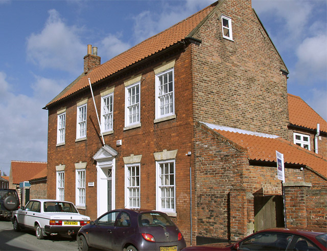 Burnham House, Hedon