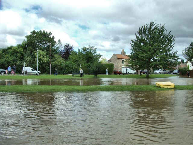 Floods June 2007