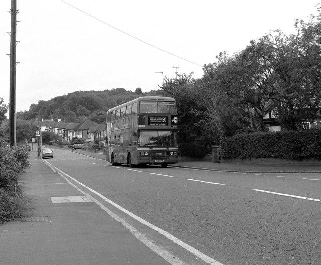 Chaldon Way, Coulsdon