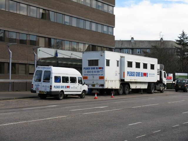Mobile Blood Transfusion Service