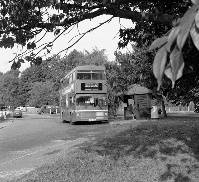Chipstead Valley bus terminus