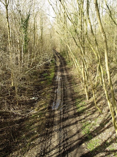 The Old Hull & Barnsley Railway Trackbed