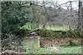 SW9370 : Footbridge on Saint's Way by Hugh Craddock