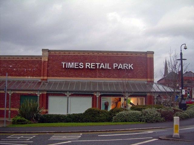Times Retail Park