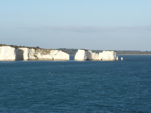 Old Harry Rocks and Handford Point