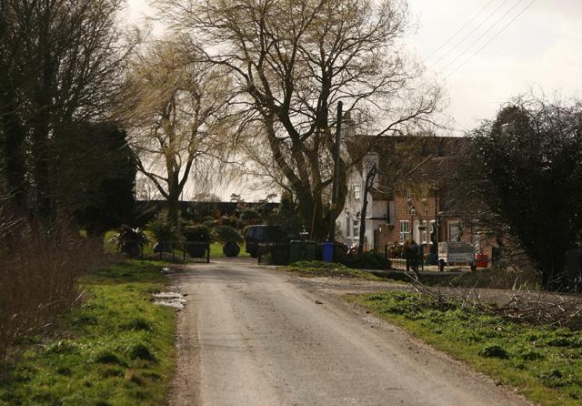 Ferry Lane to Wyndham Farm