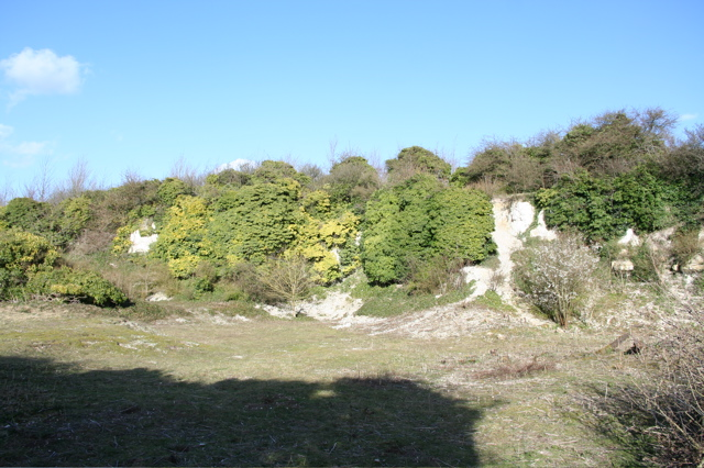 Clunch Pit