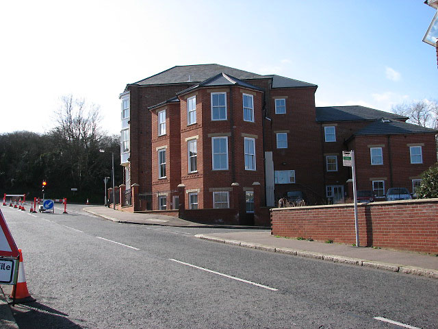 Flats on Station Road