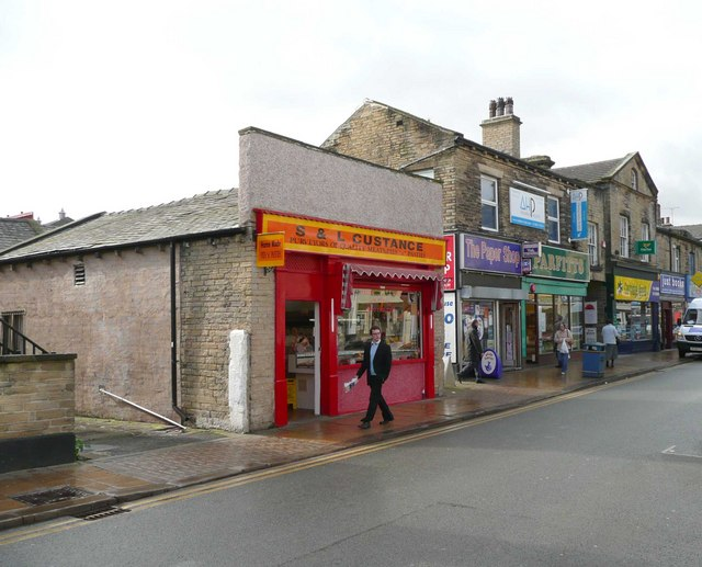 3 to 7 Commercial Street, Brighouse
