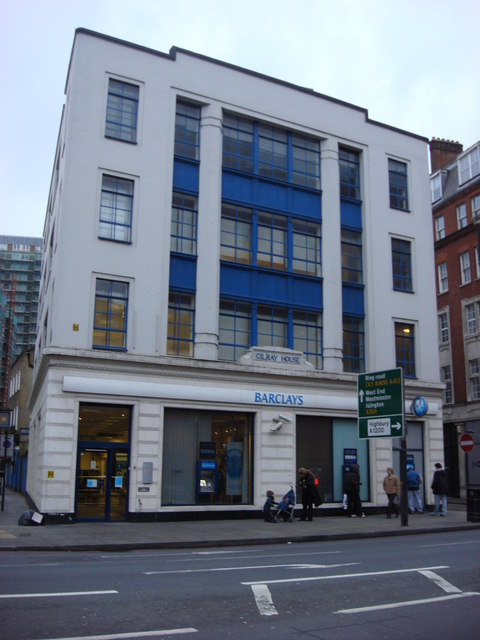 Barclays Bank, City Rd
