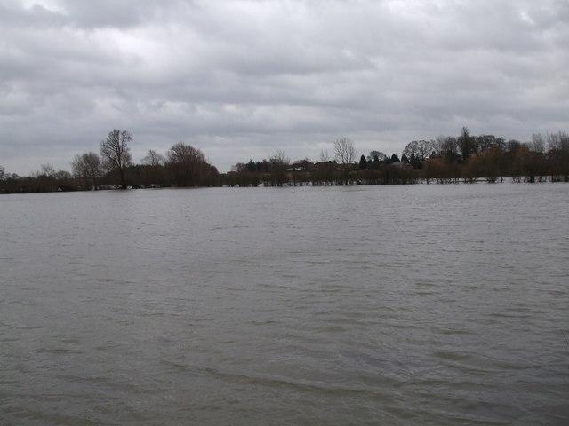 Floods January 2008