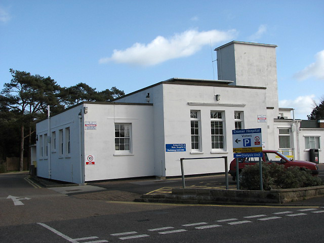Cromer & District Hospital