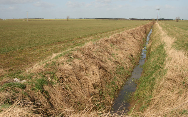 Drain north of Meaux Abbey