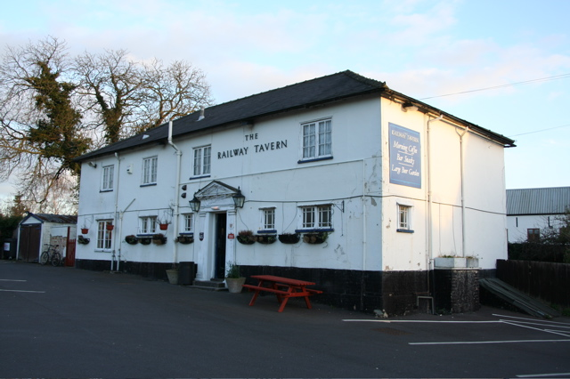 The Railway Tavern public house