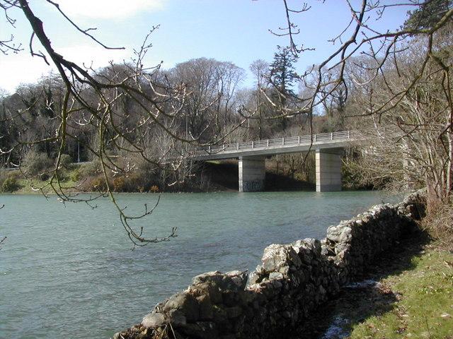 The New Cadnant Rd Bridge