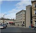 SE1422 : Wellington House, Briggate, Brighouse by Humphrey Bolton