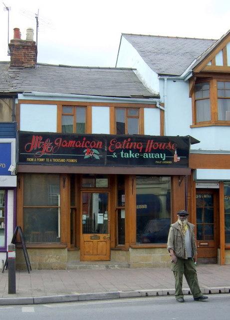 Cultural Diversity in Cowley Road:  Jamaican