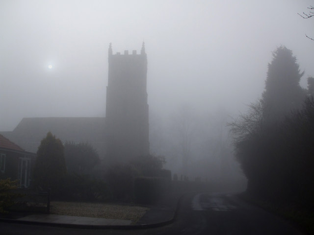 Foggy Wilberfoss