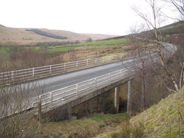 Glen Fruin Military Road