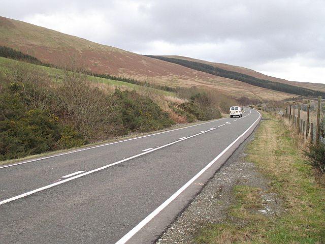 A817 Glen Fruin