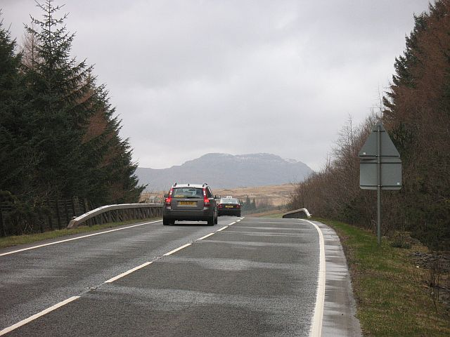 The Military Road, Glen Fruin