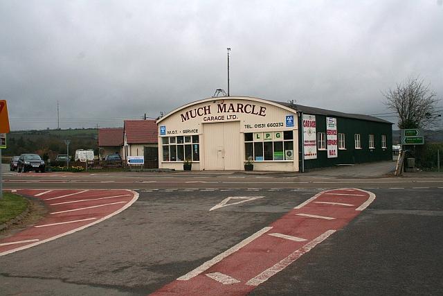 Much Marcle Garage