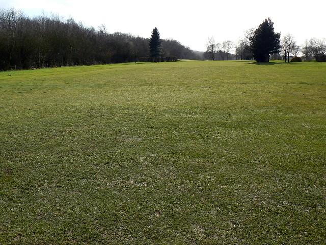 Broome Manor golf course, Swindon