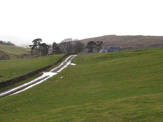 Overlaggan Farm Track
