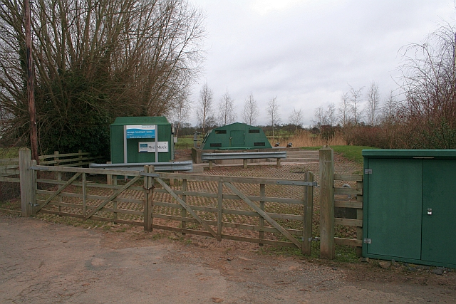 Sewage Treatment Works