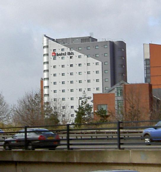 The Hotel Ibis Leeds