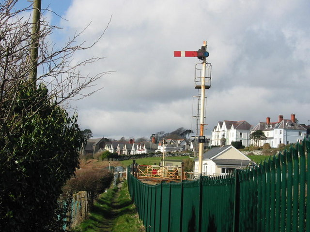 Signal and level crossing