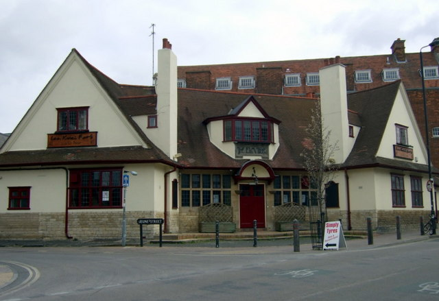 Old pub, new function