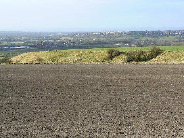 Farmland near Burderop, Wroughton