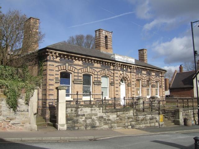 Lumley Hall