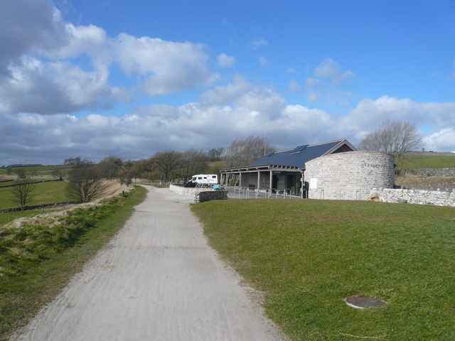 Parsley Hay Cycle Hire Centre and the Midshires Way