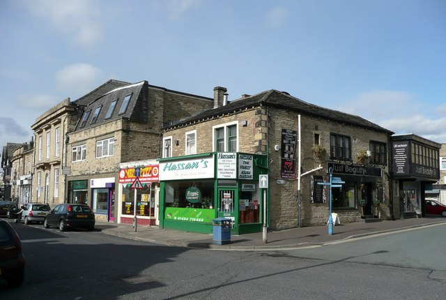 44 to 50 Park  Street, Brighouse