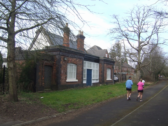 Madeley Market Station